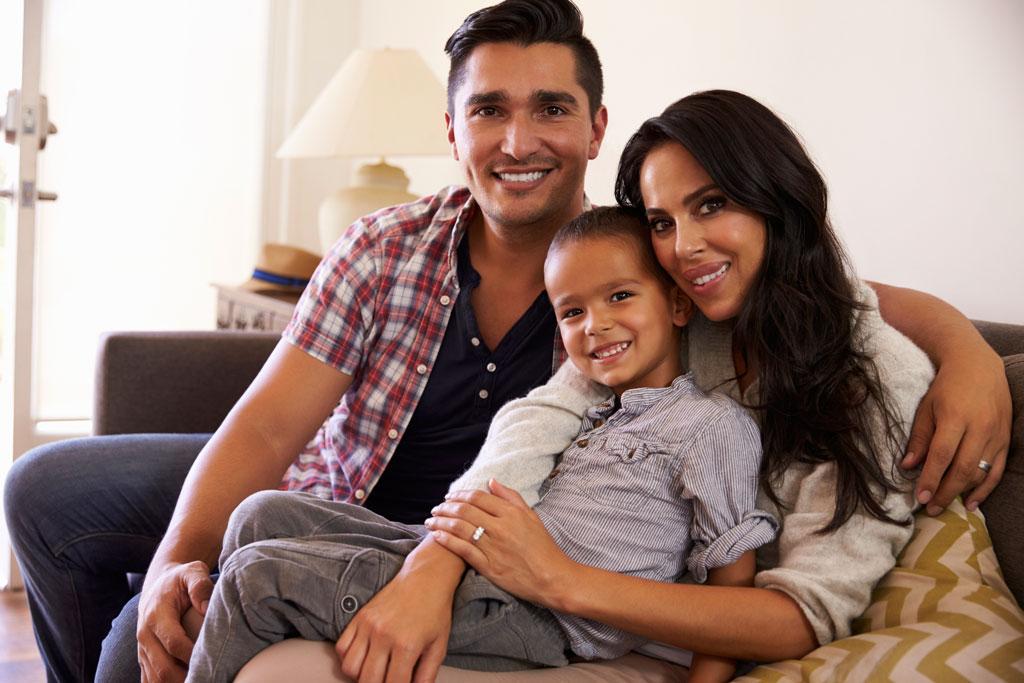 Inmigración familiar